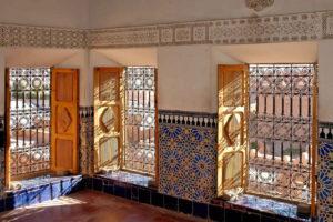 Марокканский интерьер01