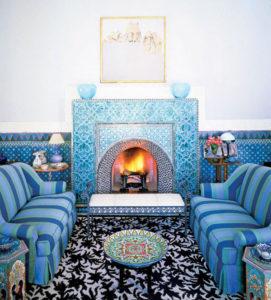 Марокканский интерьер2