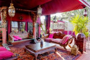 Марокканский интерьер9