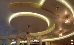 Многоуровневые потолки1