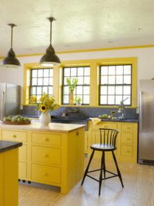 7 оттенков кухонь