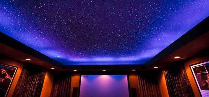 Светодиодные лампы для натяжных потолков — делаем выбор