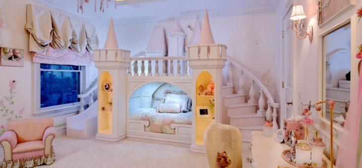 Как обустроить детскую комнату — мечта вашего малыша