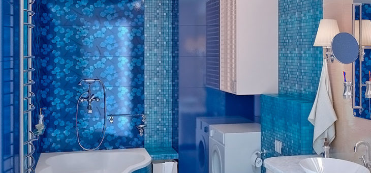 Минусы натяжного потолка в ванной да или нет?